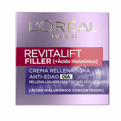 L'ORÉAL PARIS REVITALIFT FILLER CREME DE DIA ANTI-IDADE