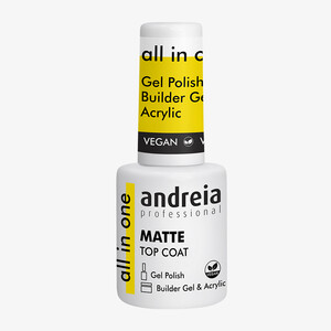 ANDREIA ALL IN ONE MATTE TOP COAT