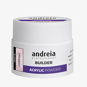 ANDREIA BUILDER ACRYLIC POWDER - COVER PINK