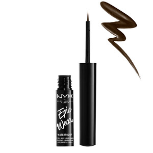 NYX PRO MAKEUP EYELINER GEL SEMI-PERMANENTE EPIC WEAR - BROWN