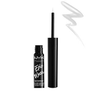 NYX PRO MAKEUP EYELINER GEL SEMI-PERMANENTE EPIC WEAR - WHITE