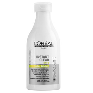 LOREAL SE SHAMPOO INSTANT CLEAR PURE
