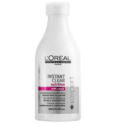 LOREAL SE SHAMPOO INSTANT CLEAR NUTRITIVE