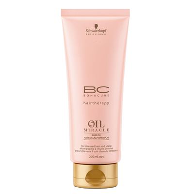 BC. OIL MIRACLE ROSE SHAMPOO