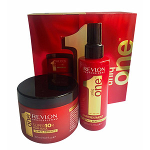 REVLON UNIQ ONE PACK (LEAVE-IN + MÁSCARA)