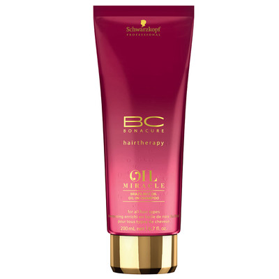 BC. OIL MIRACLE BRAZILNUT SHAMPOO