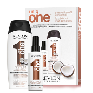 PACK UNIQ ONE COCO OFERTA 1 ESCOVA WET BRUSH