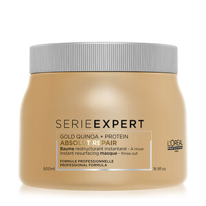 L'ORÉAL PROFESSIONNEL SERIE EXPERT ABSOLUT REPAIR GOLD MÁSCARA