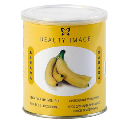 CERA LATA BEAUTY IMAGE BANANA