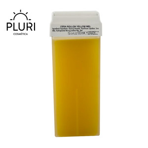 CERA ROLL-ON PLURI AMARELO