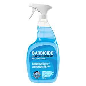 BARBICIDE SPRAY DESINFECTANTE