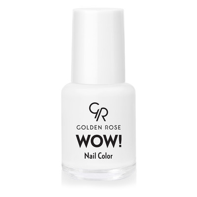GR WOW NAIL COLOR VERNIZ Nº01