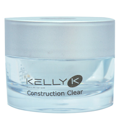 KELLY K GEL CONSTRUCTION CLEAR