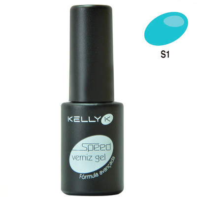 KELLY K SPEED VERNIZ GEL S1