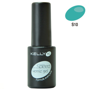 KELLY K SPEED VERNIZ GEL S10