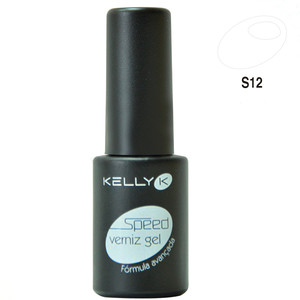KELLY K SPEED VERNIZ GEL S12