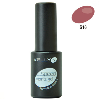 KELLY K SPEED VERNIZ GEL S16