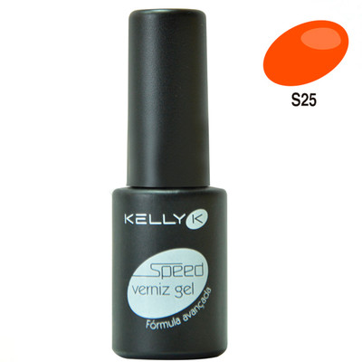 KELLY K SPEED VERNIZ GEL S25