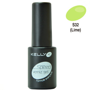 KELLY K SPEED VERNIZ GEL S32