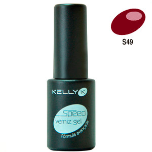 KELLY K SPEED VERNIZ GEL S49