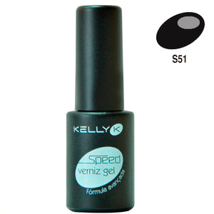KELLY K SPEED VERNIZ GEL S51