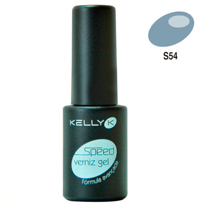 KELLY K SPEED VERNIZ GEL S54