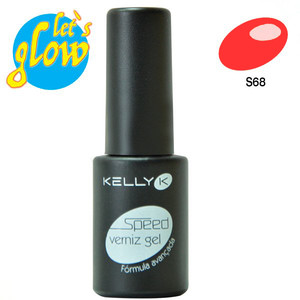 KELLY K SPEED VERNIZ GEL S68