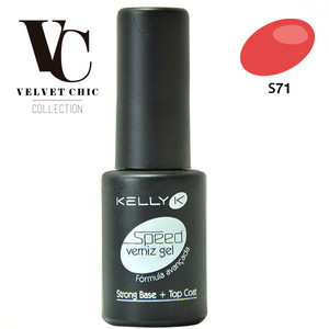 KELLY K SPEED GEL S71 (NOVO)