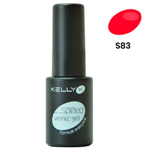 KELLY K SPEED VERNIZ GEL - S83