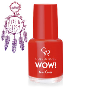 GOLDEN ROSE WOW NAIL COLOR VERNIZ Nº39