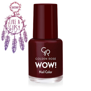 GOLDEN ROSE WOW NAIL COLOR VERNIZ Nº54