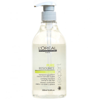 LOREAL SE SHAMPOO PURE RESOURCE