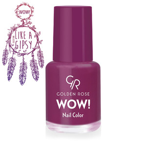 GOLDEN ROSE WOW NAIL COLOR VERNIZ Nº61
