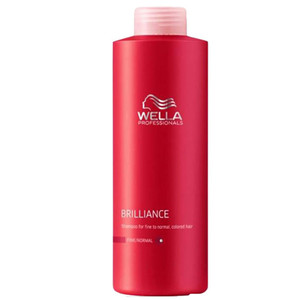 WELLA BRILLIANCE CHAMPÔ PARA CABELO FINO/NORMAL