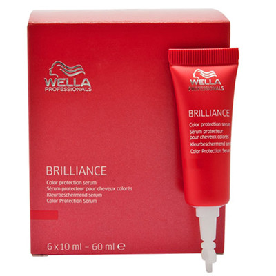 WELLA BRILLIANCE SERUM