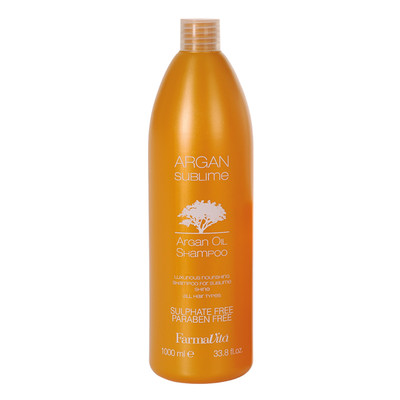 ARGAN SUBLIME SHAMPOO