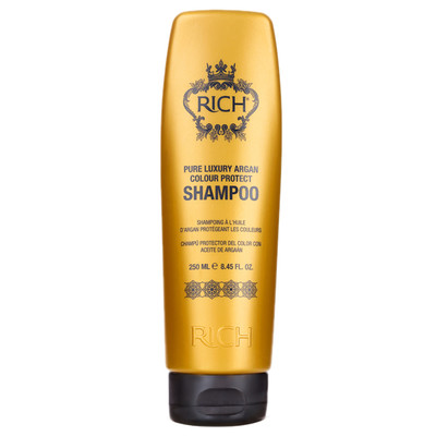 RICH SHAMPOO ARGAN COLOUR PROTECT
