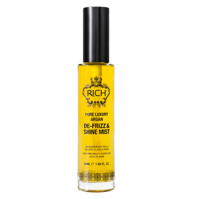 RICH ARGAN DEFRIZZ & SHINE