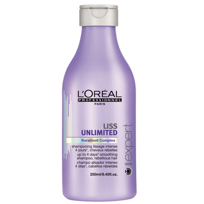 LOREAL SE SHAMPOO LISS UNLIMITED