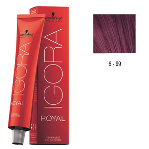 IGORA ROYAL TINTA 6-99