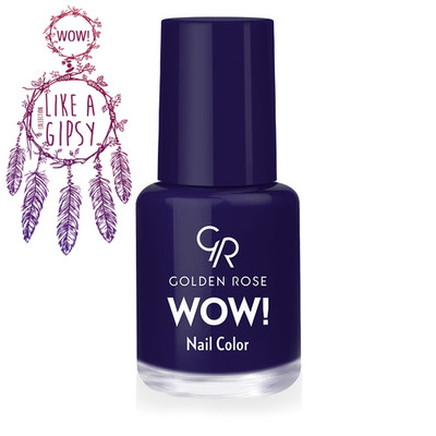 GR WOW NAIL COLOR VERNIZ Nº76