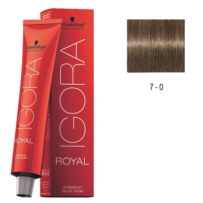 IGORA ROYAL TINTA 7-0