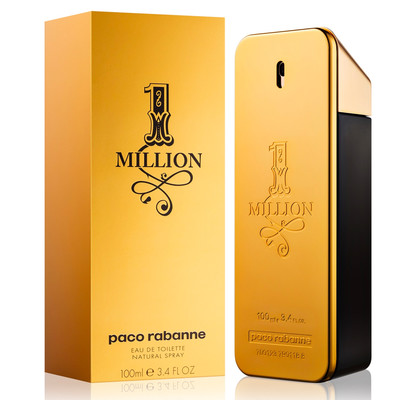 PACO RABANNE ONE MILLION EAU DE TOILETTE VAPORIZADOR