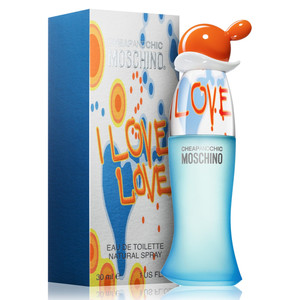 MOSCHINO CHEAP AND CHIC I LOVE EAU DE TOILETTE VAPORIZADOR