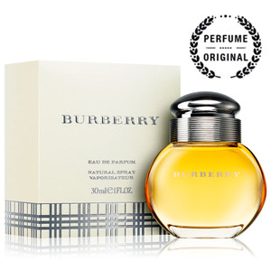 BURBERRY FOR WOMEN EAU DE PARFUM VAPORIZADOR