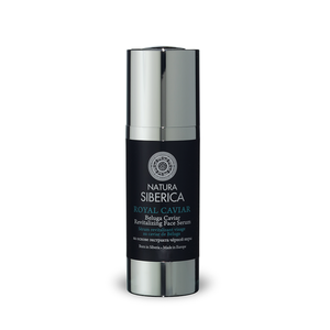 NATURA SIBERICA SÉRUM FACIAL REVITALIZADOR ROYAL CAVIAR