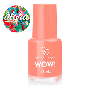GOLDEN ROSE WOW NAIL COLOR VERNIZ Nº35