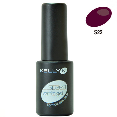 KELLY K SPEED VERNIZ GEL S22