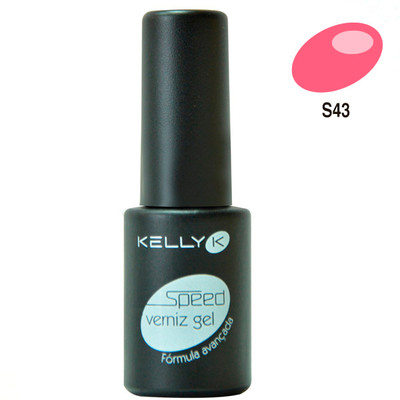 KELLY K SPEED VERNIZ GEL S43
