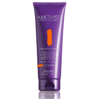 AMETHYSTE COLOURING MASK - COPPER